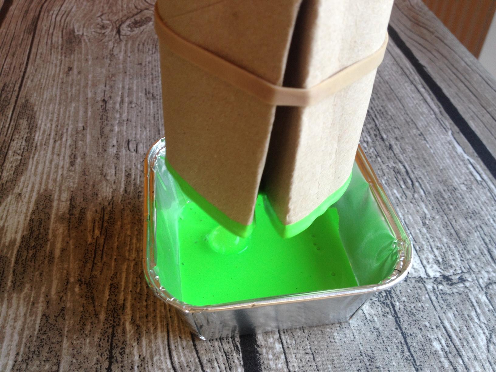 Cadeautip knutseltip zelf een stempel maken en enveloppes versieren cadeautips blog - Verf wc ...