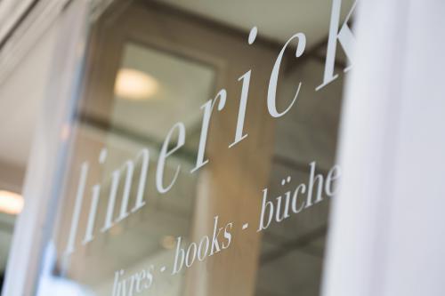 Boekhandel Limerick Gent