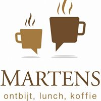 Broodjeszaak en tea-room Martens logo