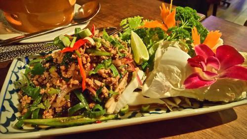 Chokdee Thai Cuisine Antwerpen
