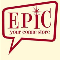Epic Comic Store logo