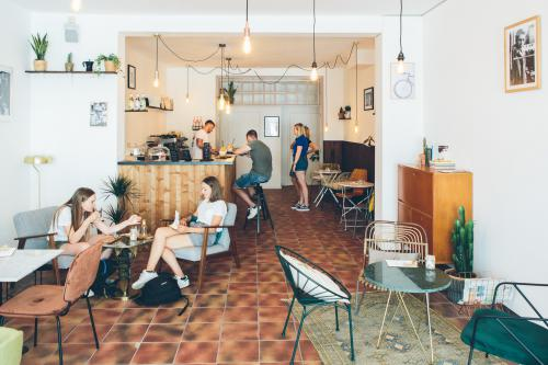 Fitzgerald Coffee Bar Oostende