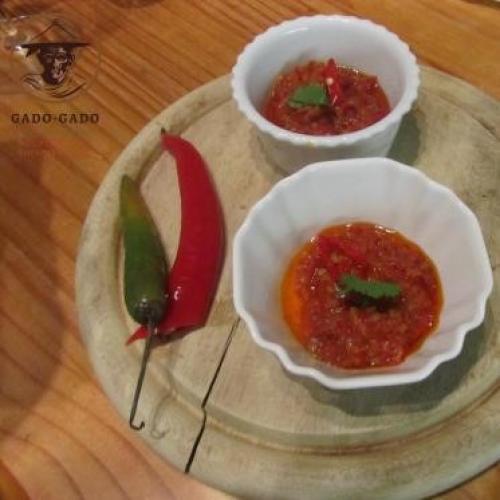 Gado Gado Indonesisch Restaurant Gent