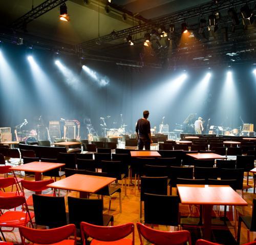 Handelsbeurs Concertzaal Gent