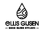 ELLIS GIJSEN Geur & Kleur Styliste logo