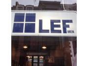 LEF Antwerpen logo