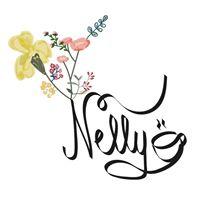 Nelly Coffee logo