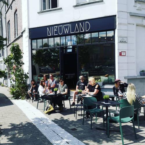 Nieuwland Gent