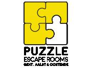 Puzzle Escape Rooms logo