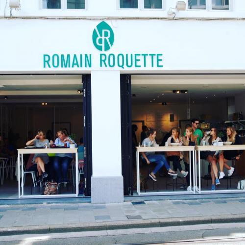 Romain Roquette Gent