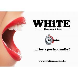 Sensefornails Uw tanden 5 tot 7 tinten witter in 20 minuten. O...