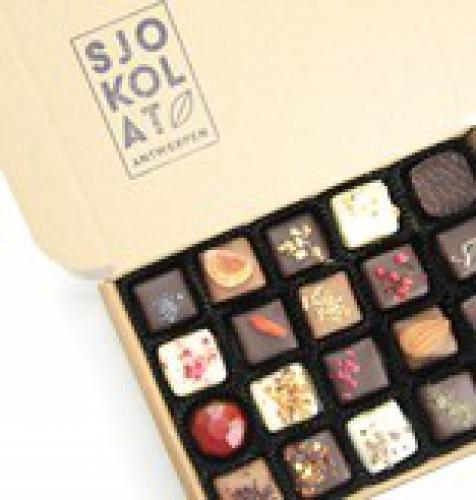 Sjokolat Antwerpen