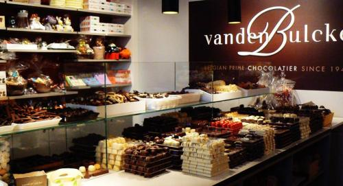 Vandenbulcke Chocolatier Kortrijk