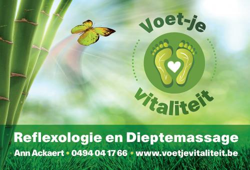 Voet-je Vitaliteit Gent
