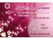 Nailzz by Carmen logo