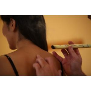 NityaShima Beauty, Wellness & Healing Center  Moxa therapie is een oosterse therapie die zorgt...