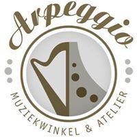 Muziekwinkel Arpeggio logo