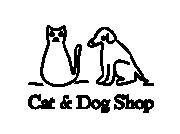 Cat & Dog Shop logo