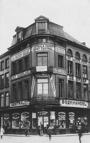 De Reyghere Boekhandel Brugge