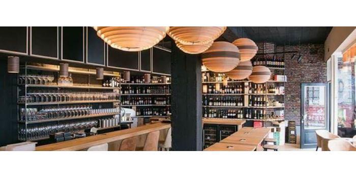 Blend wijnbar-wijnwinkel in Brugge / Gent