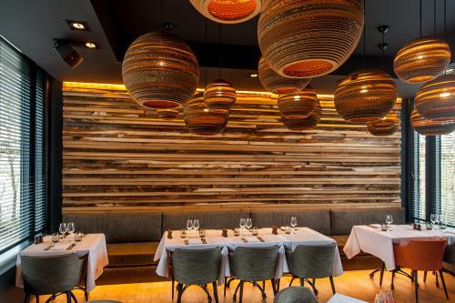 Luxe ontbijt In Hotel Montanus Brugge