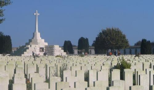 Western Front Guide Ieper