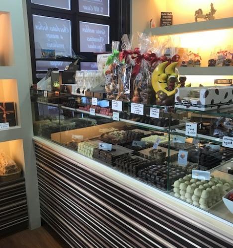 Artisanal belgian chocolate Gent