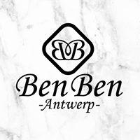 Ben Ben Antwerp logo
