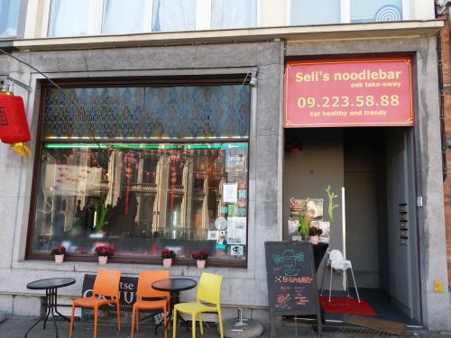 Seli's Noodlebar Gent