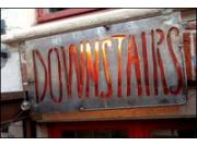 Downstairs logo