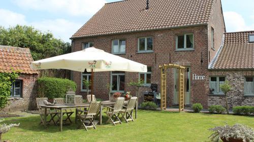 B&B Hoeve Westdijk Brugge