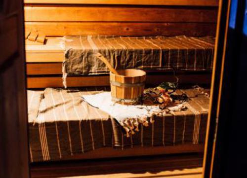Sauna Wellness Synthia Brugge