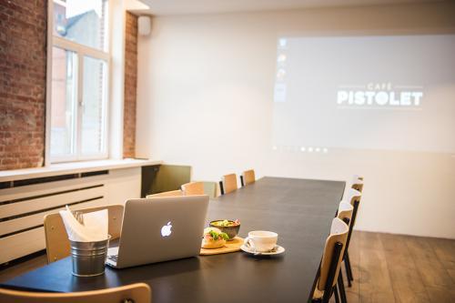 Cafe Pistolet  Brugge