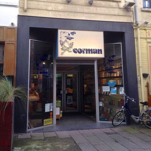 Boekhandel Corman Oostende