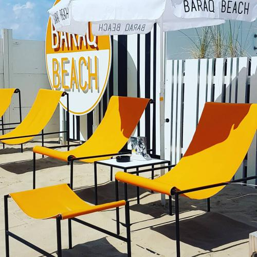 BARAQ BEACH Blankenberge