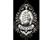 Kingpin Tattoo & Piercing logo