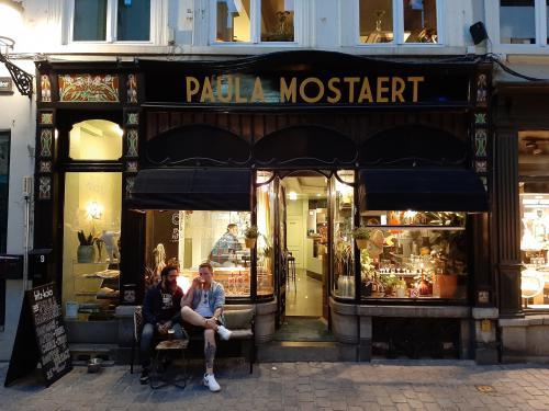 Paula Mostaert Brugge