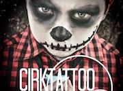 Cirk Tattoo  logo