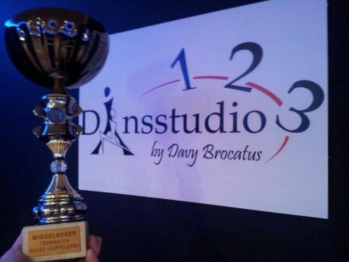 Dansstudio 1-2-3 Antwerpen