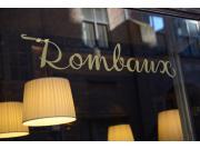 Rombaux muziekhandel  logo