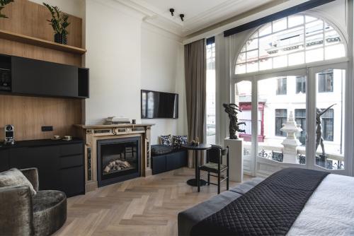 Lit d'Art exclusief boetiekhotel Antwerpen
