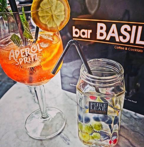 BAR BASIL  Antwerpen