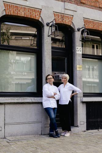 Evidence Antwerpen