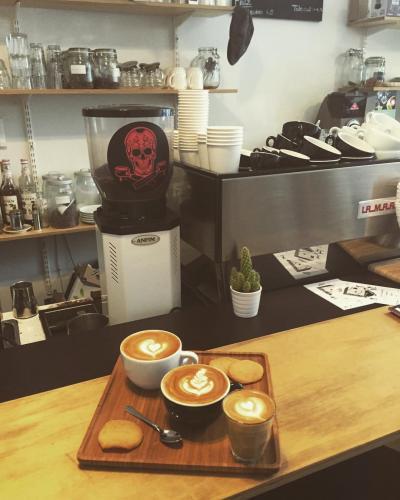 Georges espressobar Antwerpen