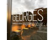 Georges espressobar logo