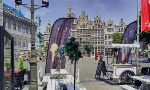 Compagnie Belge Artisan Gelato Antwerpen