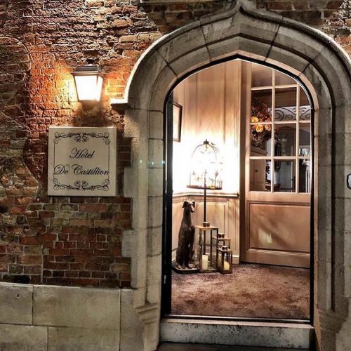 Hotel De Castillon Brugge