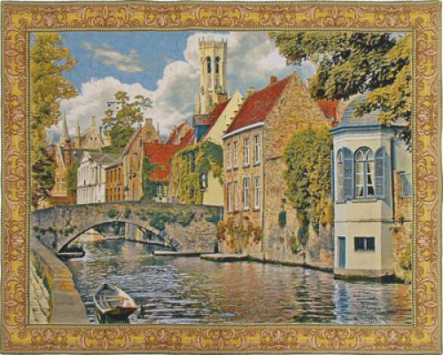 Mille Fleurs Tapestries Brugge
