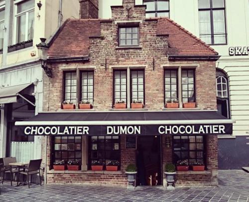 Chocolatier Dumon Brugge / Brugge / Brugge