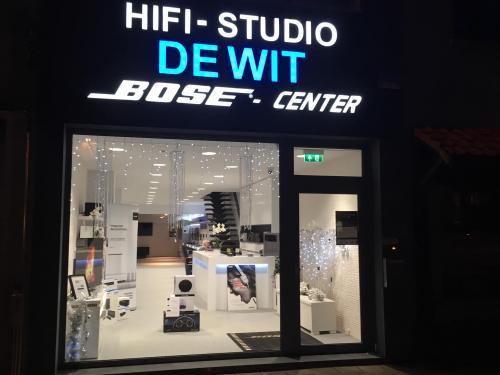 Hifi Studio De Wit Antwerpen